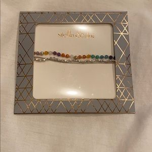 New!! Stella & Dot brilliance wishing bracelet